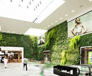 Einkaufszentrum-BG